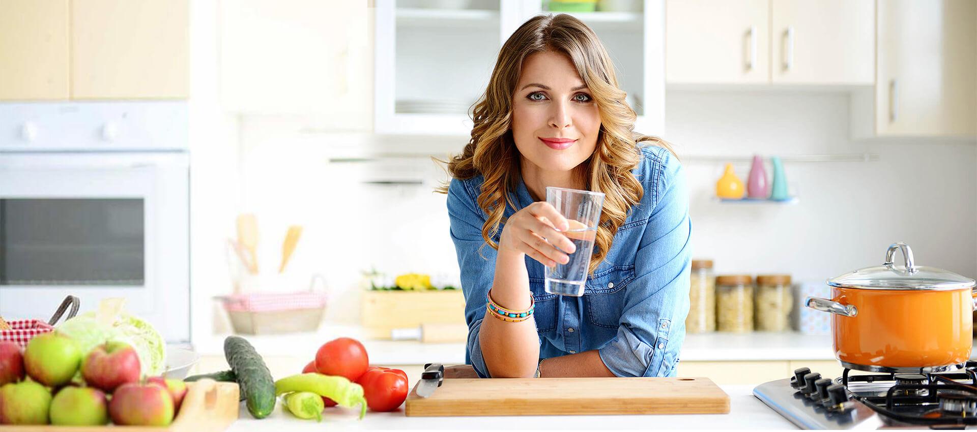 Ortalama 8-8.5 pH  değeri ile en sağlıklı ve kaliteli alkali su.